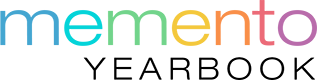 Memento Yearbook Logo